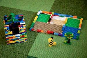 Lego-Bausteine für die Kita Weidengasse